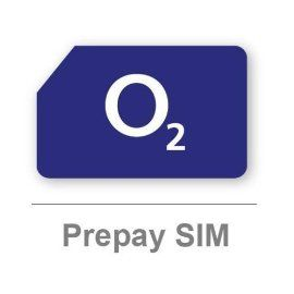 O2 (Bundle) Pay As You Go Sim Card