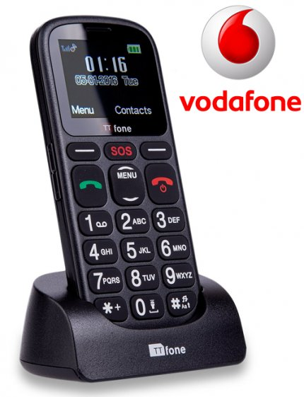 TTfone Comet TT100 Vodafone Pay As You Go