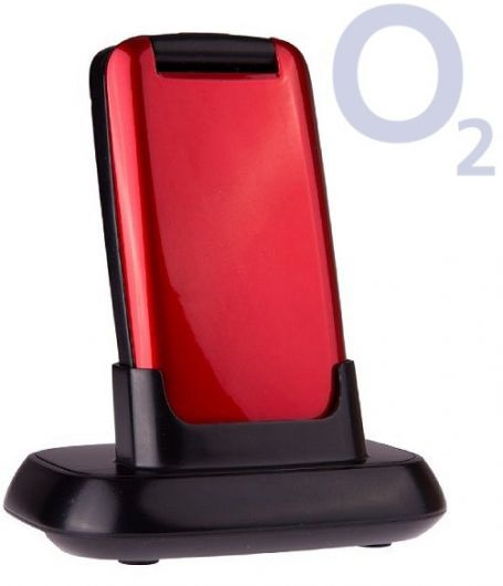 TTfone Star (TT300) Red O2 Pay As You Go