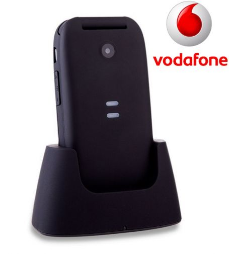TTfone Meteor TT500 - Black - Vodafone Pay As You Go