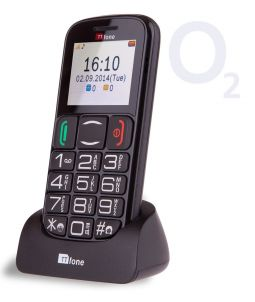 TTfone Mercury 2 TT200 O2 (Bundle) Pay As You Go