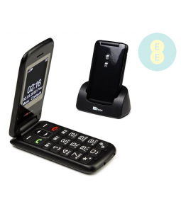 TTfone Nova TT650 Black EE Pay As You Go