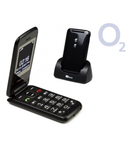 TTfone Nova TT650 Black O2 (Bundle) Pay As You Go