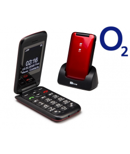 TTfone Nova TT650 Red O2 (Bundle) Pay As You Go