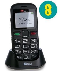 TTfone Jupiter 2 TT850 EE Pay as you go