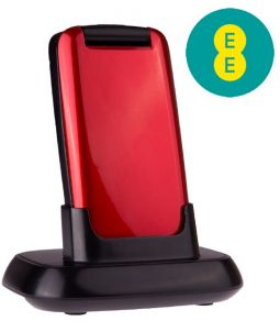 TTfone Star (TT300) Red EE Pay As You Go