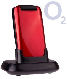TTfone Star (TT300) Red O2 (Bundle) Pay As You Go