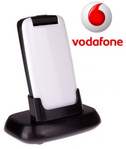 TTfone Star (TT300) White Vodafone Pay As You Go
