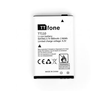 TTfone Original Battery for TTfone TT110