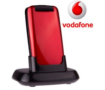 TTfone Star (TT300) Red Vodafone Pay As You Go