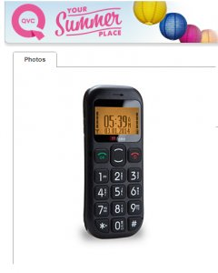 TTfone TT800 Jupiter now available at QVC..!