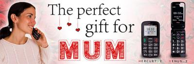 Treat Mum A Little More With TTFone